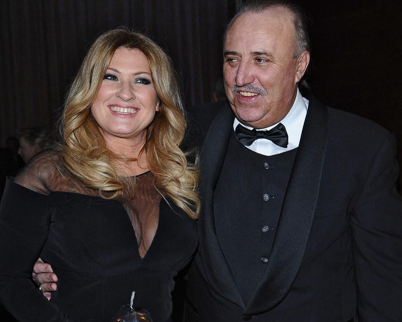 Jej mąż po rozwodzie zostanie z niczym? /Andras Szilagyi /MWMedia