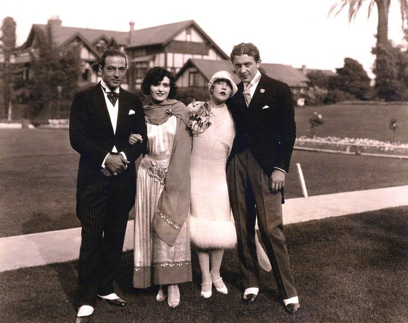 Jej romansem z Rudolfem Valentino żyła cała Ameryka /Everett Collection / Everett Col/EAST NEWS /East News