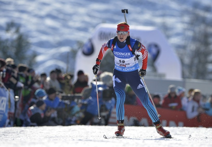Jekaterina Głazyrina /AFP