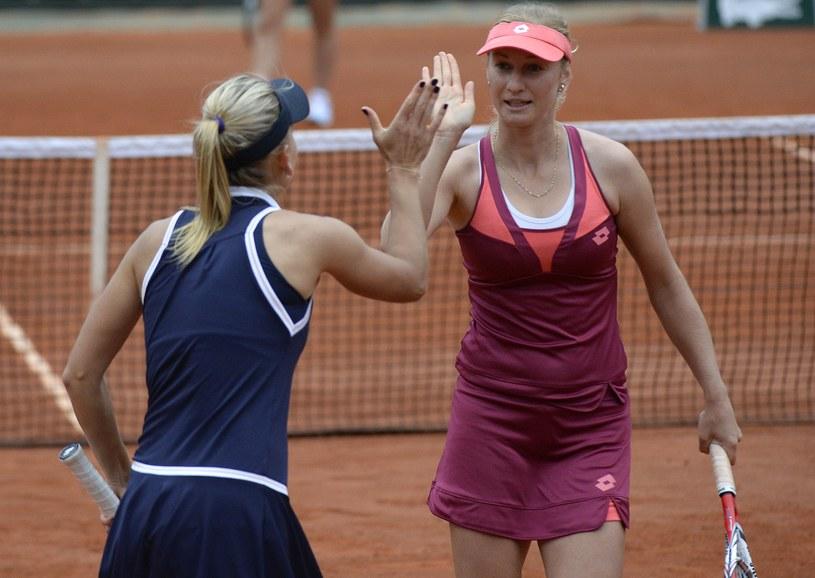 Jekaterina Makarowa i Jelena Wesnina wygrały finałowy pojedynek /AFP