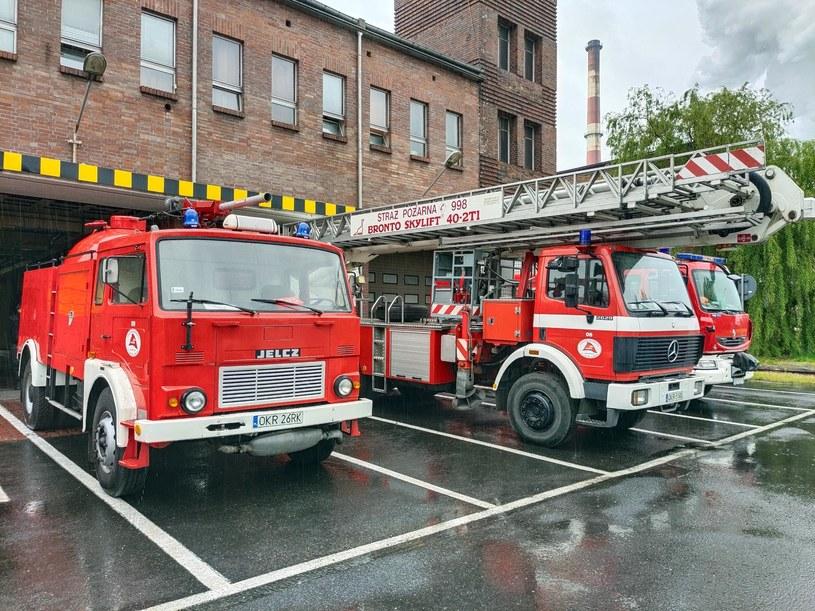 Jelcz 315M Rosenbauer Minimax P3000 - do Polski dostarczono tylko 15 egzemplarzy tego wozu strażackiego /materiały prasowe