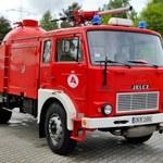 Jelcz 315M: Unikatowy wóz strażacki w Muzeum Ratownictwa