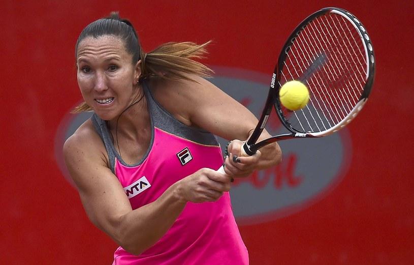 Jelena Janković w Bogocie /AFP