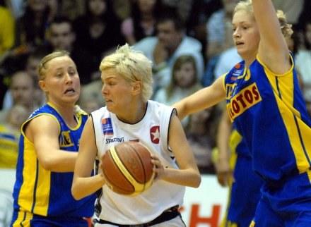 Jelena Skerović po raz trzeci zdobyła złoty medal /Agencja Przegląd Sportowy