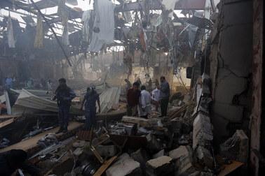 Jemen: Już ponad 140 ofiar ataku na uczestników pogrzebu w Sanie