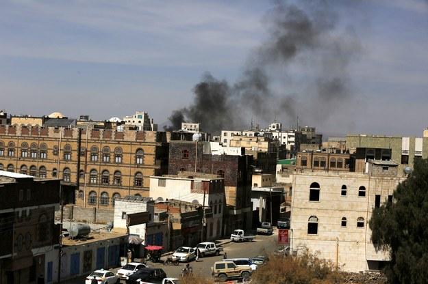 Jemen /YAHYA ARHAB /PAP/EPA
