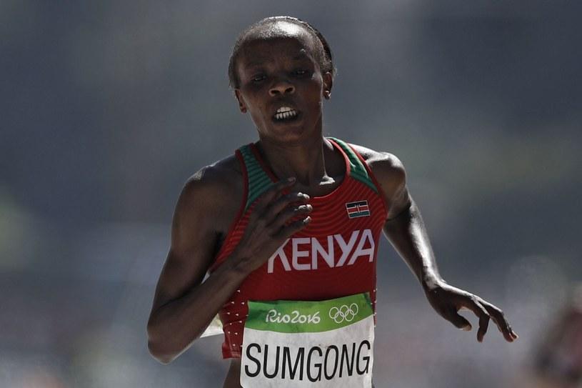 Jemima Sumgong /AFP