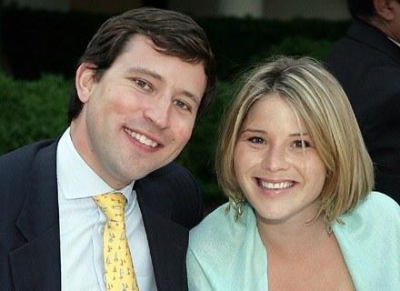 Jenna i jej przyszły mąż. /AFP