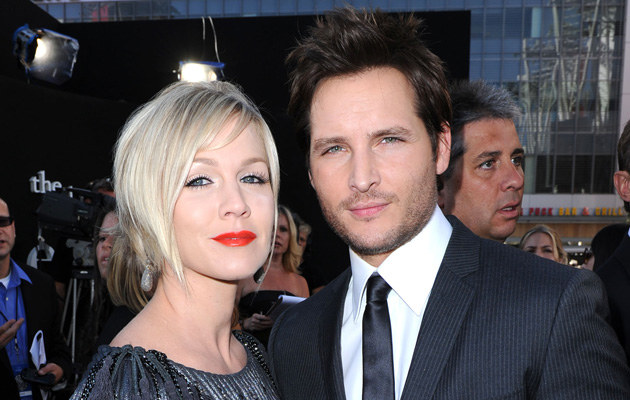 Jennie Garth, Peter Facinelli /Kevin Winter /Getty Images