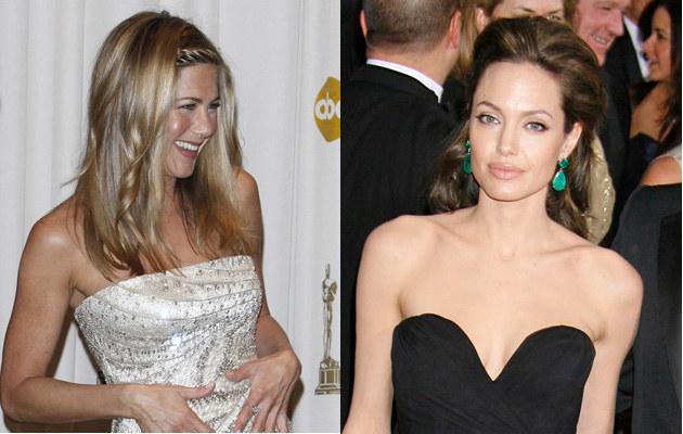 Jennifer Aniston, Angelina Jolie  /Splashnews