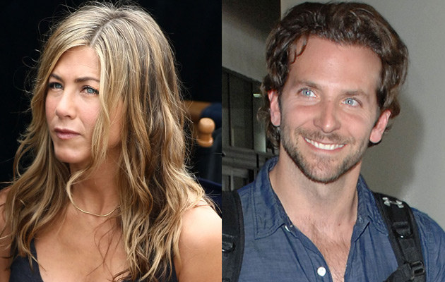 Jennifer Aniston, Bradley Cooper   /Splashnews