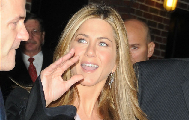 Jennifer Aniston /fot.Arnaldo Magnani   /Getty Images/Flash Press Media