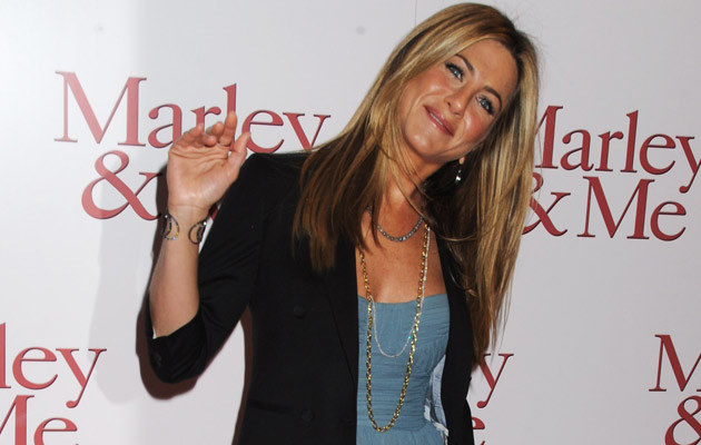 Jennifer Aniston, fot. Dave M. Benett  /Getty Images/Flash Press Media