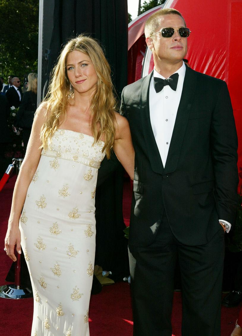 Jennifer Aniston i Brad Pitt - będzie ciąg dalszy? /Kevin Winter /Getty Images