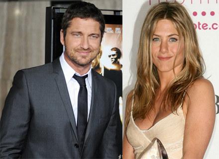 Jennifer Aniston i Gerard Butler wystąpią razem w komedii romantycznej /AFP