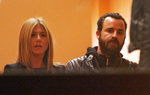 Jennifer Aniston i Justin Theroux  /Splashnews
