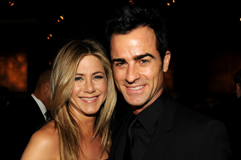 Jennifer Aniston i Justin Theroux /Getty Images
