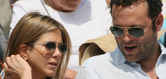 Jennifer Aniston i Vince Vaughn, fot. Clive Brunskill  /Getty Images/Flash Press Media