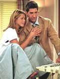 """Jennifer Aniston jako Rachel w serialu """"Przyjaciele"""" /INTERIA.PL"""