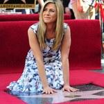 Jennifer Aniston ma swoją gwiazdę