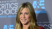 Jennifer Aniston reklamuje linie lotnicze Emirates