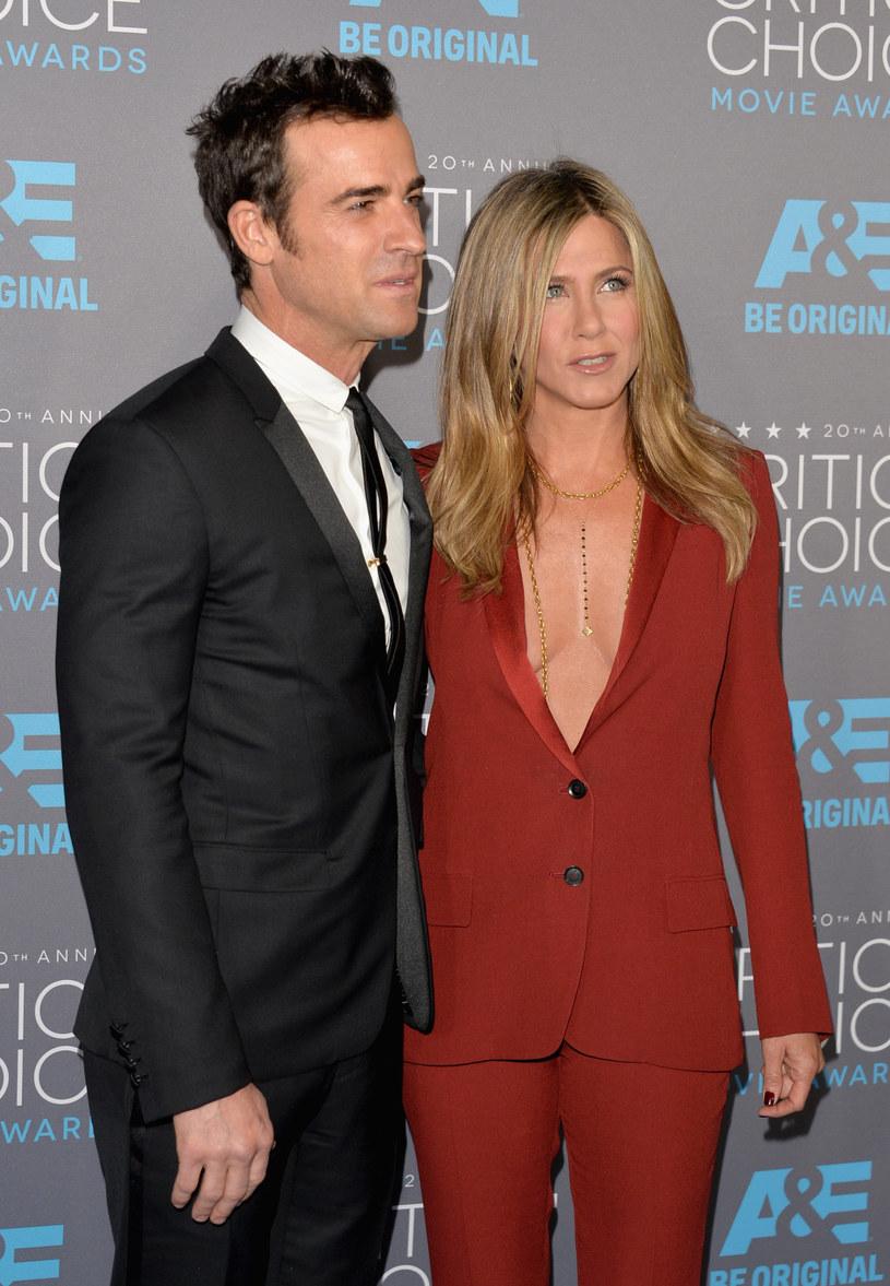 Jennifer Aniston robiła narzeczonemu sceny zazdrości! /Alberto E. Rodriguez /Getty Images