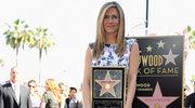 Jennifer Aniston uhonorowana gwiazdą w Alei Sław