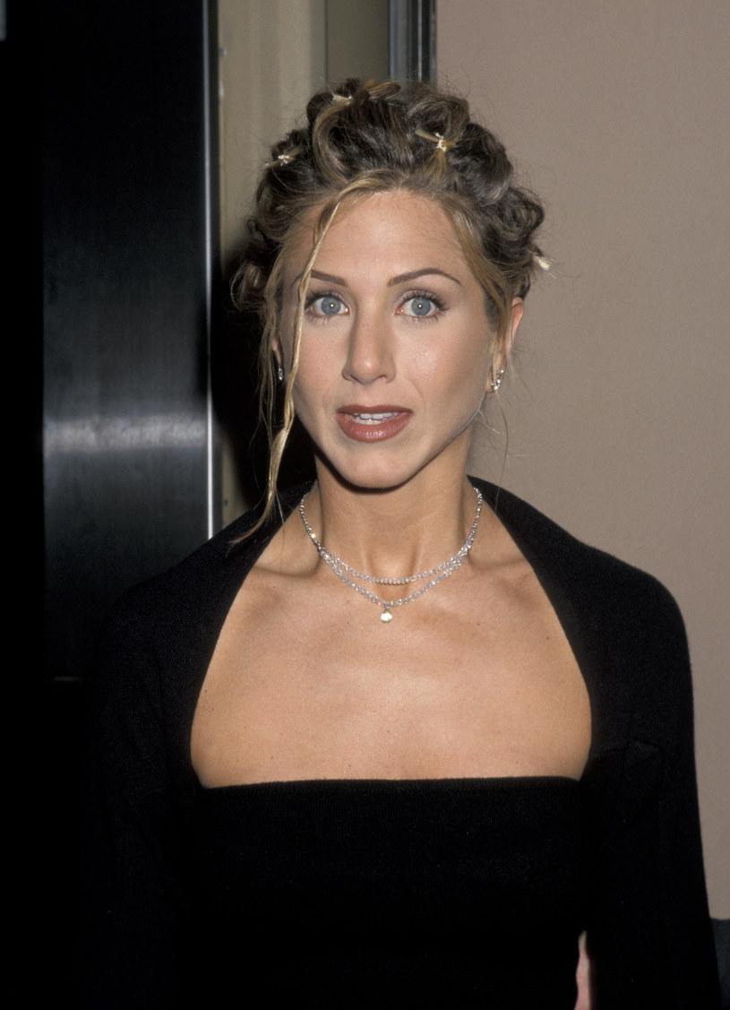 Jennifer Aniston w 1998 roku /Ron Galella, Ltd./Ron Galella Collection /Getty Images