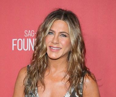 """Jennifer Aniston zszokowała fanów """"Przyjaciół"""". Tego nikt się nie spodziewał!"""