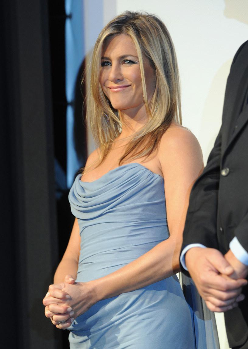 Jennifer Aniston /Jag Gundu /Getty Images