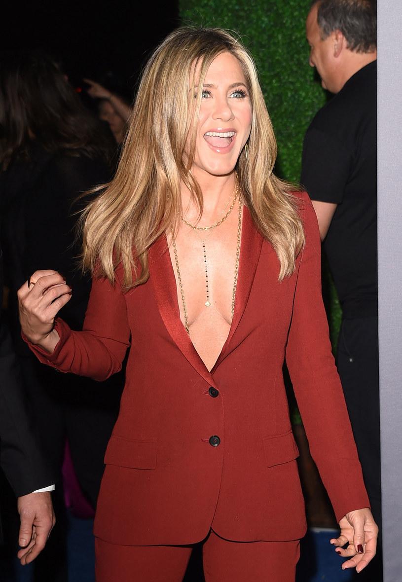 Jennifer Aniston /Jason Merritt /Getty Images