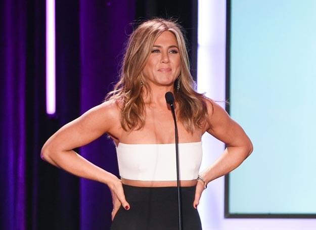 Jennifer Aniston /Buckner/Variety/REX Shutterstock /East News