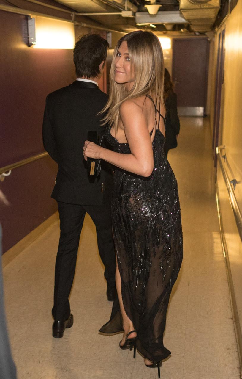 Jennifer Aniston /Christopher Polk /Getty Images