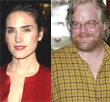 Jennifer Connelly, Philip Seymour Hoffman /