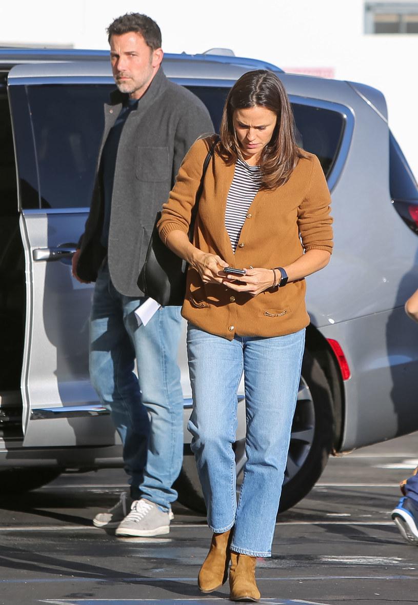 Jennifer Garner i Ben Affleck rozwiedli się w 2018 roku /Getty Images