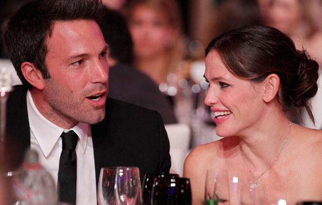 Jennifer Garner i Ben Affleck rozwodzą się /Christopher Polk /Getty Images