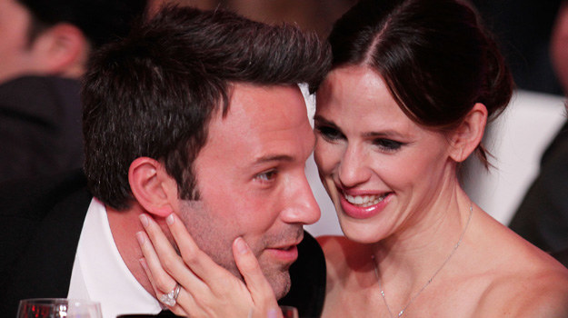 Jennifer Garner i Ben Affleck /Christopher Polk /Getty Images