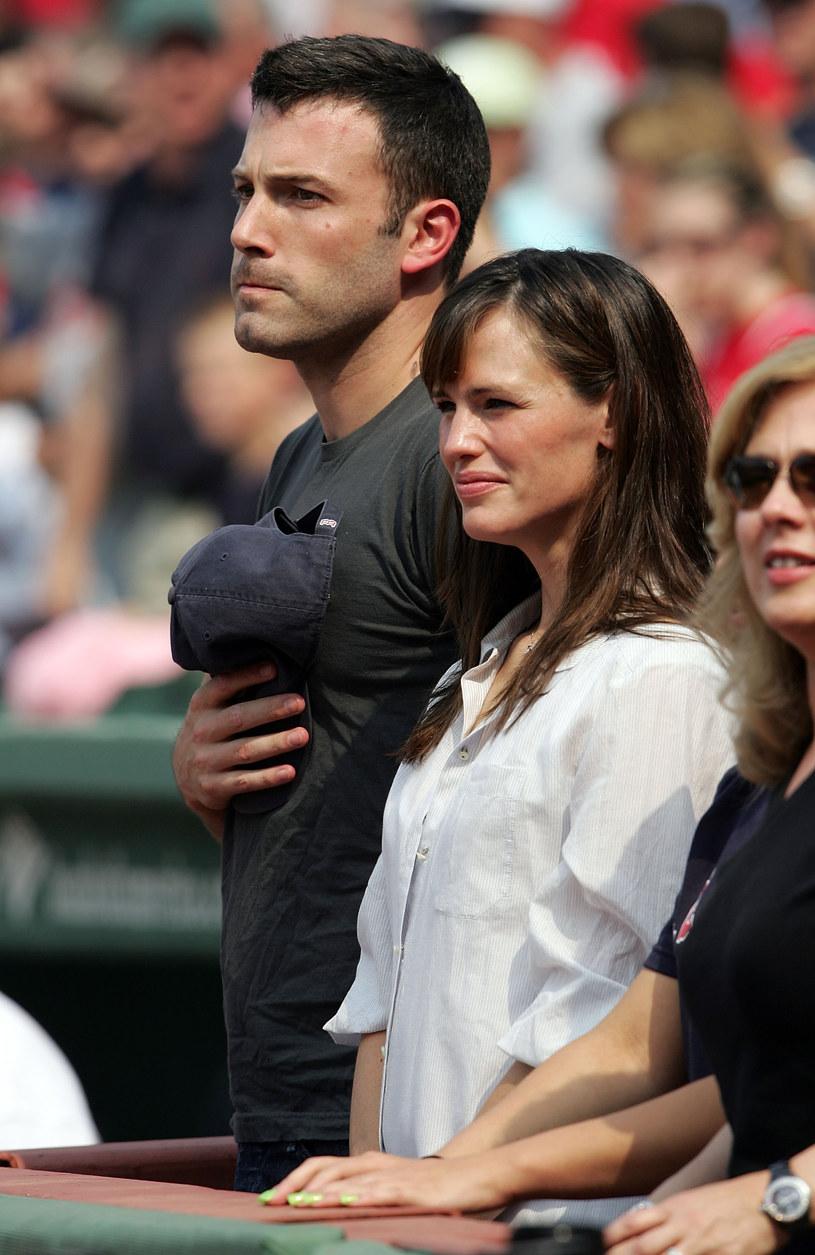Jennifer Garner i Ben Affleck /Elsa /Getty Images