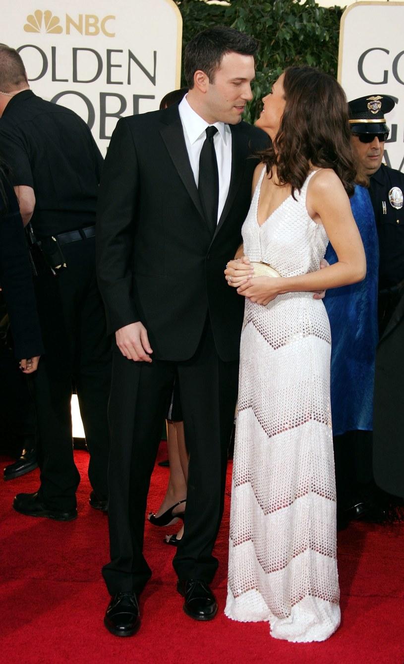 Jennifer Garner i Ben Affleck /Frazer Harrison /Getty Images