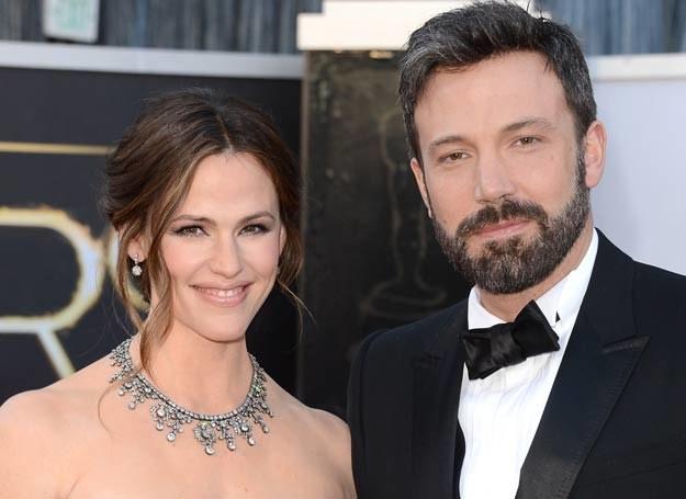 Jennifer Garner i Ben Affleck /Jason Merritt /Getty Images