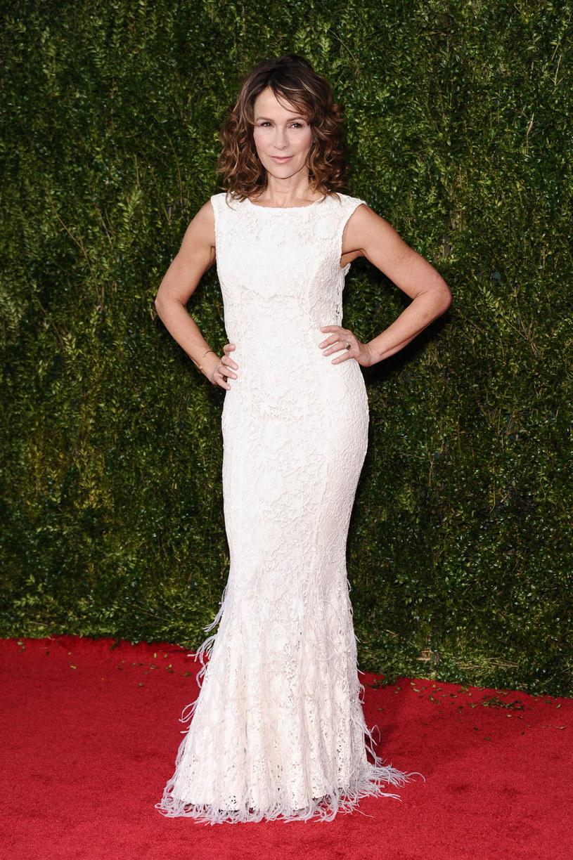 Jennifer Grey wciąż jest piękna, tylko już nie przypomina dawnej siebie /Dia Dipasupil/FilmMagic /Getty Images