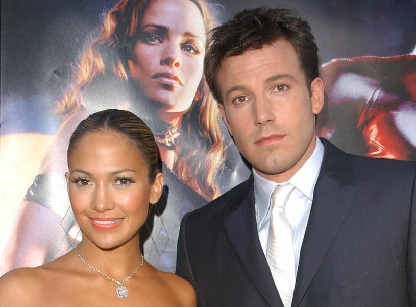Jennifer i Ben zostali parą w 2002 roku /EastNews /East News