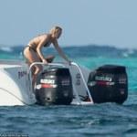 Jennifer Lawrence baluje na jachcie!