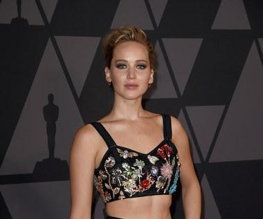 Jennifer Lawrence: Czułam się zbiorowo zgwałcona
