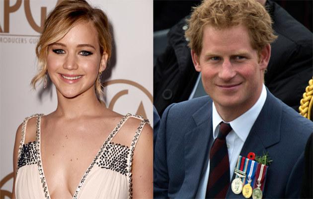 Jennifer Lawrence dała kosza Harry'emu! /Kevin Winter, Pool /Getty Images