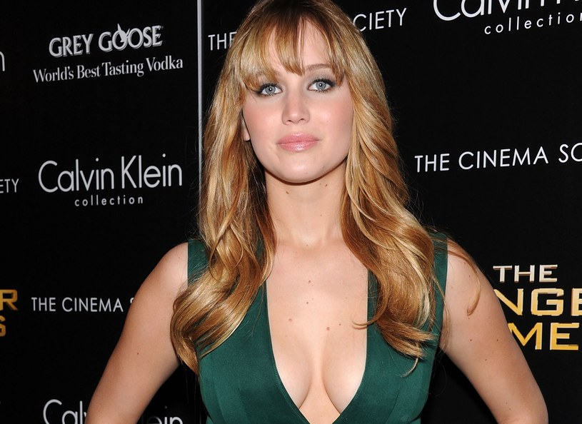Jennifer Lawrence deklaruje, że nie będzie się odchudzać dla żadnej roli /Getty Images/Flash Press Media