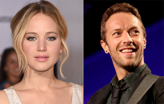 Jennifer Lawrence i Chris Martin są parą od kilku miesięcy /Jason Merritt, Christopher Polk /Getty Images