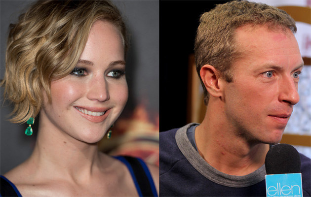 Jennifer Lawrence i Chris Martin zamieszkali ze sobą! /Ian Gavan, Isaac Brekken /Getty Images