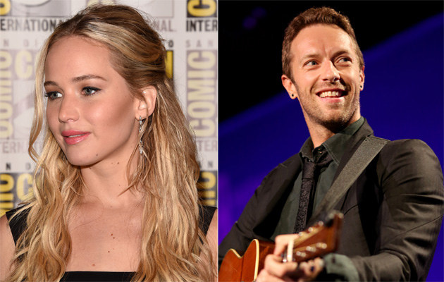 Jennifer Lawrence i Chris Martin zaręczyli się! /Jason Merritt, Christopher Polk /Getty Images