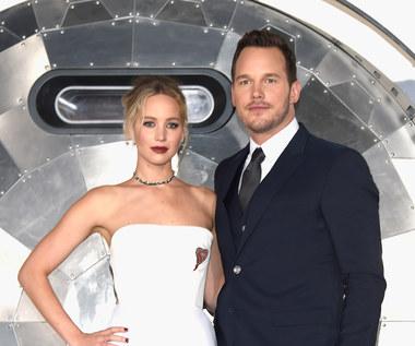Jennifer Lawrence i Chris Pratt o pracy i przyjaźni